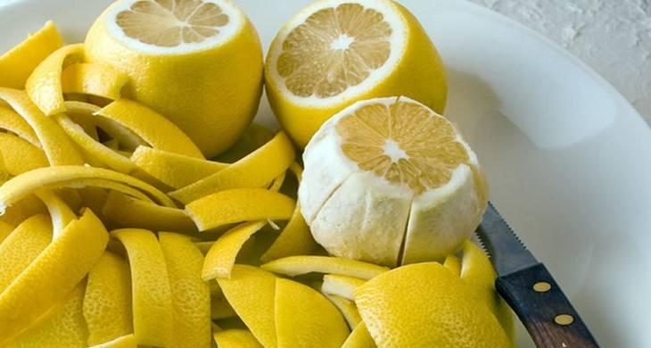 propiedades de la cascara de limon
