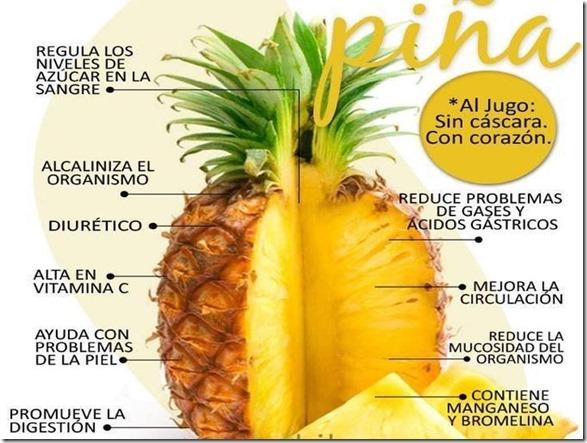 pina fruta